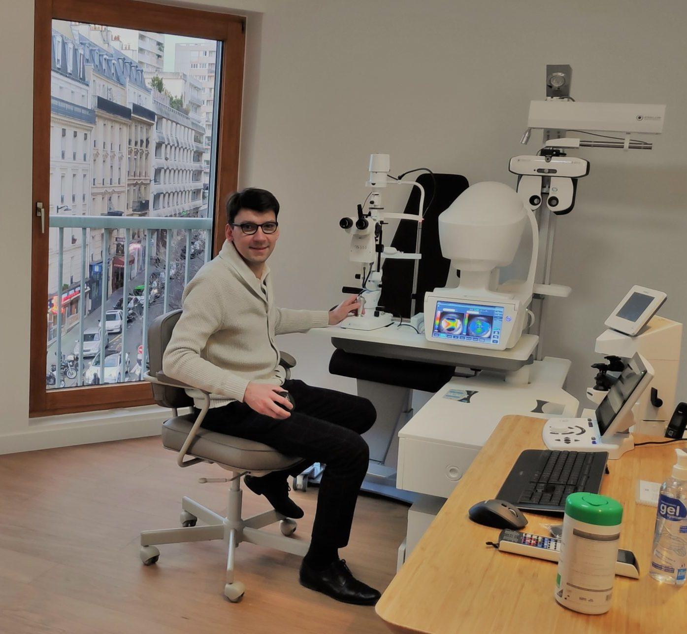 Ophtalmologue Docteur Mathieu Zmuda Cabinet Gobelins Chirurgie Paupières